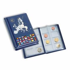 Vreckový album na euro mince - ROUTE Euro