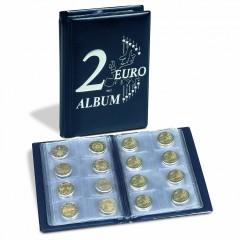 Vreckový album na pamätné 2 Euro mince