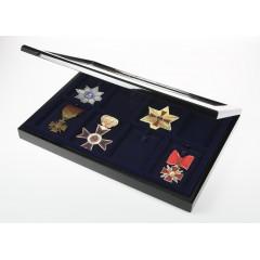Luxusná vitrína na odznaky SAFE 5926