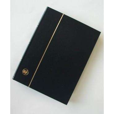 Album na známky Goldhahn S60 - 60 strán A4 - čierny obal