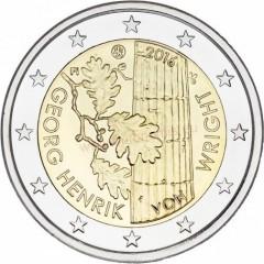 Fínsko - 2 Euro 2016 - George Henrik von Wright