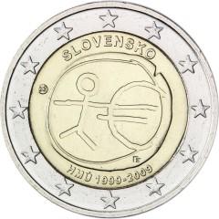 Slovensko - 2 Euro - 2009 - HMU