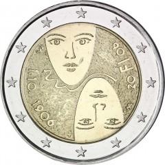 Fínsko - 2 Euro 2006 - 100. výročie zavedenia všeobecného a rovného volebného práva