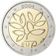 Fínsko - 2 Euro 2004 - Piate rozšírenie EÚ v roku 2004