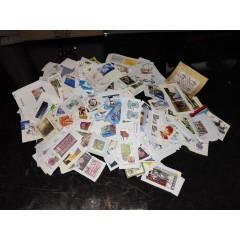 Poštovné známky - mix skart - zahraničie