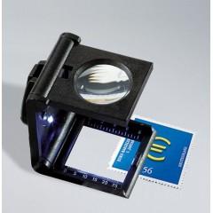 Skladacia lupa s LED 5 x