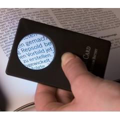 Lupa CC Creditcard 3x