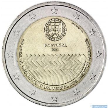 Portugalsko - 2 Euro 2008 - Deklarácia