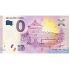 0 Euro Souvenir Slovensko 2018 Kežmarský hrad