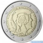 Holandsko - 2 Euro 2013 - 200. výročie založenia Holandského kráľovstva