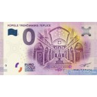 0 Euro Souvenir Slovensko EEBJ-2018-1 - KÚPELE TRENČIANSKE TEPLICE