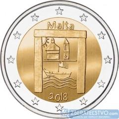 Malta 2 Euro 2018 - Kultúrne dedičstvo – tretia zo série Solidarita pre deti