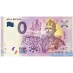 0 Euro Souvenir Slovensko EEBW-2019-1 - HRAD BECKOV