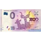 0 Euro Souvenir Slovensko EEAQ-2019-2 - NÁRODNÁ ZOO BOJNICE