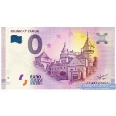 0 Euro Souvenir Slovensko EEAR-2019-2 - BOJNICKÝ ZÁMOK