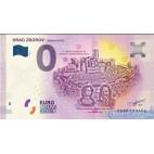0 Euro Souvenir Slovensko EEBR-2019-1 - HRAD ZBOROV