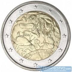 Taliansko 2 Euro 2008 - 60. výročie podpísania Všeobecnej deklarácie ľudských práv