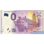 0 Euro Souvenir Slovensko EEBL-2019-1 - Slovensko - LIPTOVSKÝ MIKULÁŠ