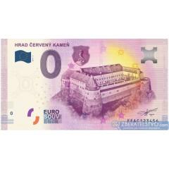 0 Euro Souvenir Slovensko EEAC-2019-2 - Červený Kameň