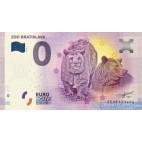 0 Euro Souvenir Slovensko EEAE-2019-2 - ZOO Bratislava