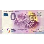 Rumunsko - 0 Euro Souvenir 2019 - ROAA - Dracula