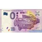 0 Euro Souvenir Slovensko EEBT-2019-1 - SLOVENSKÉ TECHNICKÉ MÚZEUM