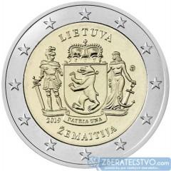 Litva 2 Euro 2019 - Samogitia