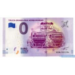 0 Euro Souvenir Nemecko XEBL-2019-3 - Truck Grand Prix Nurburgring 2019