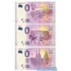 0 Euro Souvenir Croatia