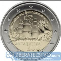 Estónsko - 2 Euro 2020 - 200. výročie prvej expedície na Antarktídu