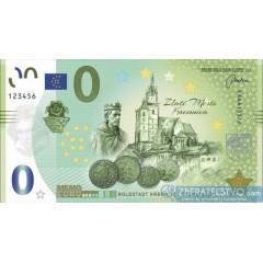 MEMOEURO suvenír Slovensko - Kremnica