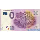 0 Euro Souvenir Slovensko EECQ-2020-1 - DOMINIK SKUTEZKY