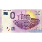 0 Euro Souvenir SlovenskoEECN 2020-1 - Hrad Ľupča