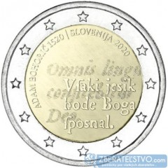 Slovinsko - 2 Euro 2020 - Adam Bohorič