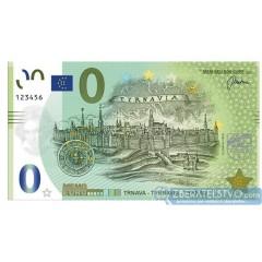MEMOEURO suvenír Slovensko - TRNAVA
