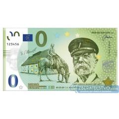 MEMOEURO suvenír Česká Republika - Muzeum T. G. Masaryka