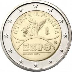Taliansko 2 Euro 2015 - Expo Milano