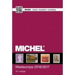 Katalóg známok MICHEL - Európa 6 - Západná Európa - katalóg 2016/2017