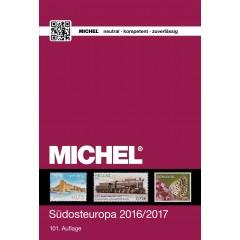 Katalóg známok MICHEL - Európa 4 - Juhovýchodná Európa - katalóg 2016/2017
