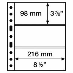 GRANDE listy - GRANDE 3C - na bankovky