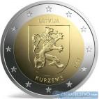 Lotyšsko - 2 Euro 2017 - Kurzeme