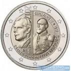 Luxembursko - 2 Euro 2017 - 200. výročie narodenia Veľkovojvodu Viliama III.