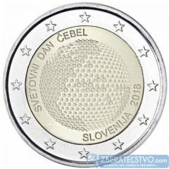 Slovinsko - 2 Euro 2018 - Deň včiel
