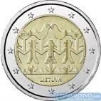 Litva - 2 Euro 2018 - Litva - 2 Euro 2018 - Litovská Oslava piesní a tancov
